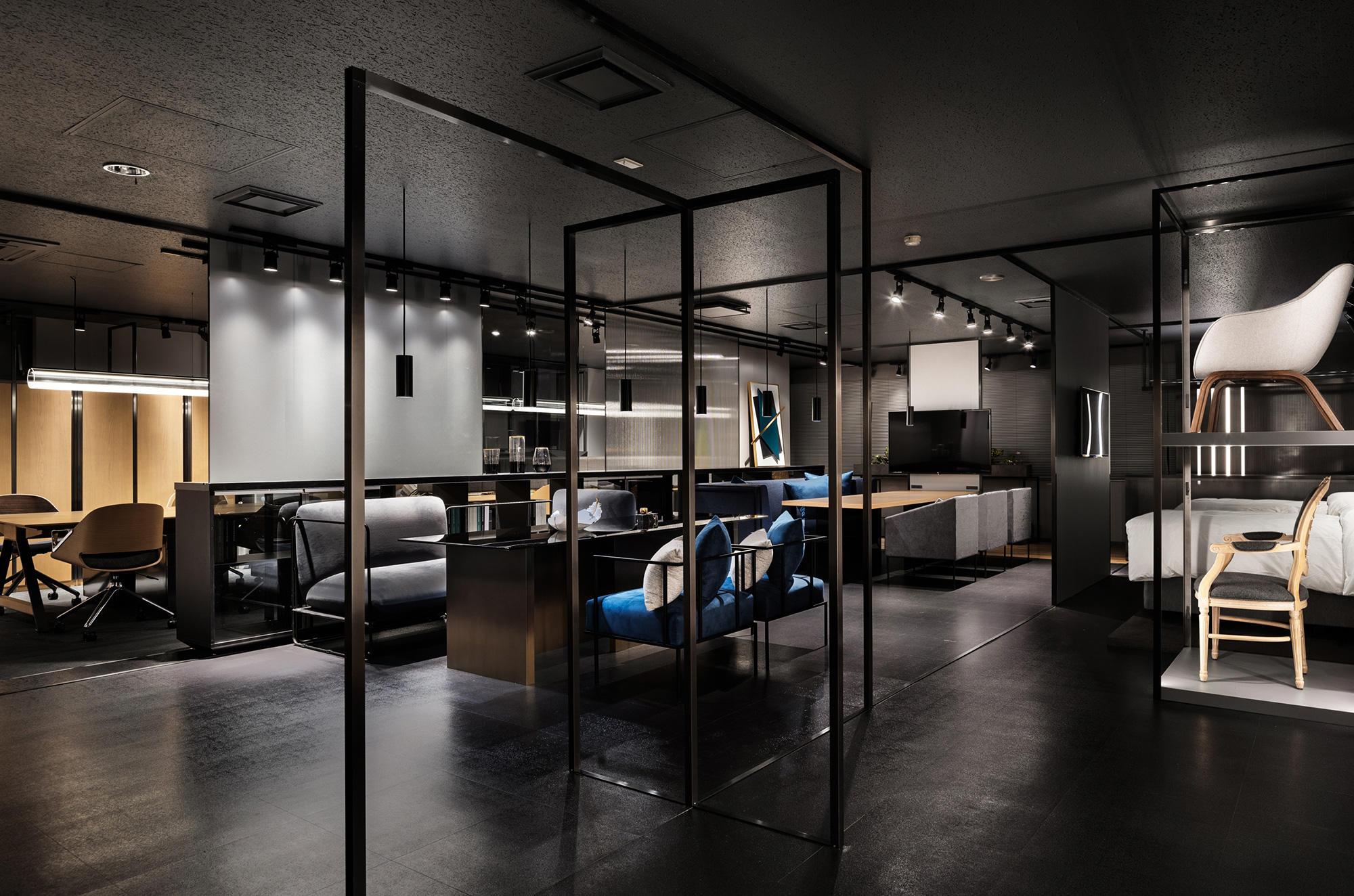 ANDas Tokyo Office / Showroom