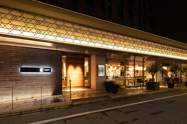 Cross Hotel Kyoto,  KIHARU